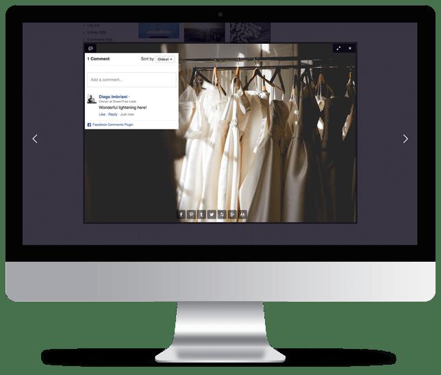 EverlightBox for WordPress demo