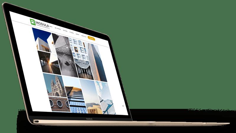 Modula Grid Gallery for WordPress