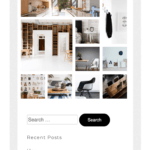 WordPress Grid Gallery Smartphone