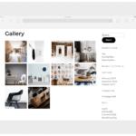 wordpress gallery tablet