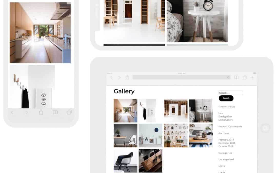 PhotoBlocks new feature: Mobile Layouts